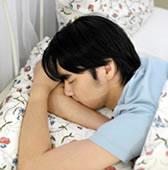 不眠症について