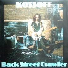 ☆ Back Street Crawler / Paul Kossoff (1973) ☆